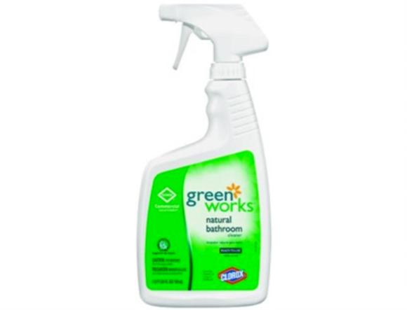 Shop Clorox Green Works Natural Bathroom Cleaner