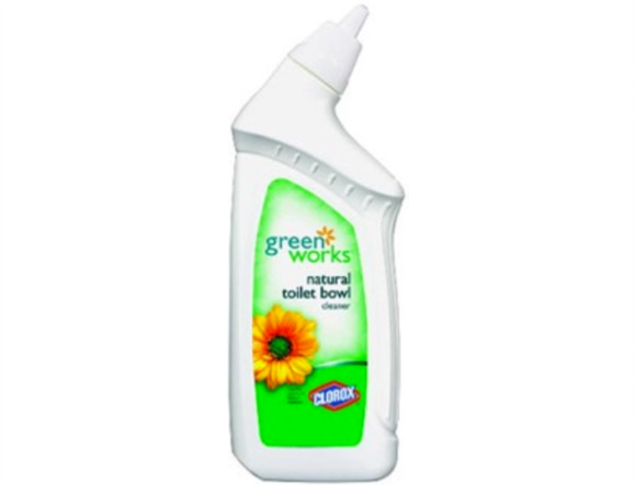 Shop Clorox Green Works Natural Toilet Bowl Cleaner