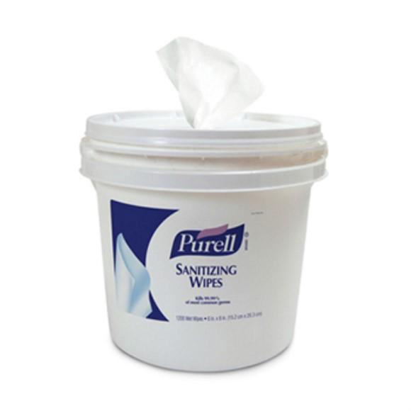 Shop Purell Sanitizing Wipes Dispenser Refill 1200 Ct
